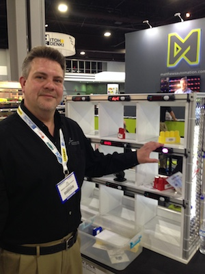 Lightning Pick's LP Put highlighted by Modern Materials Handling's MODEX Show Daily coverage.